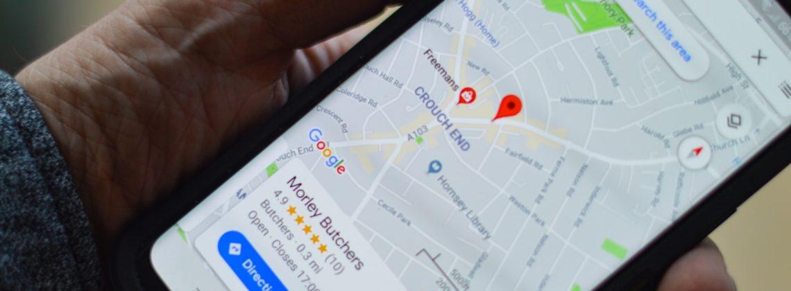 Tipps für Google Maps